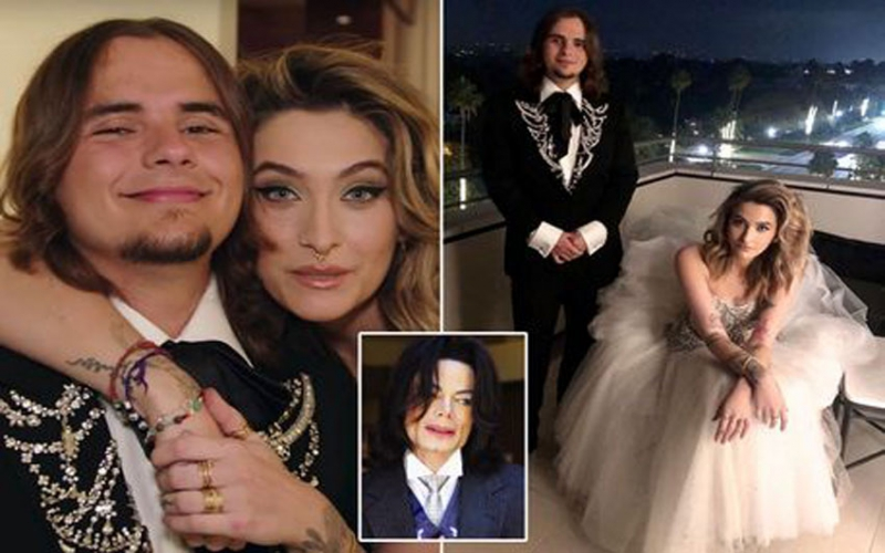 Michael Jackson's son speaks, reveals he is inspired by late father