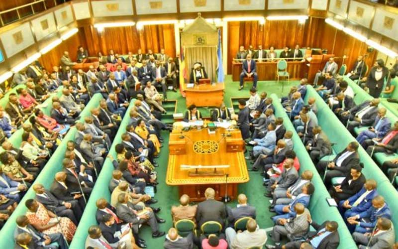 Speaker warns Ugandan MPs to eat slowly during international conference