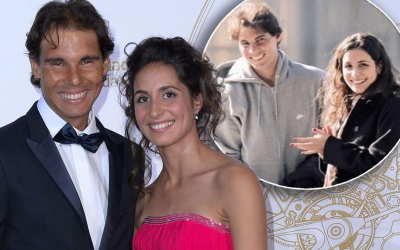 Tennis star Rafa Nadal marries childhood sweetheart