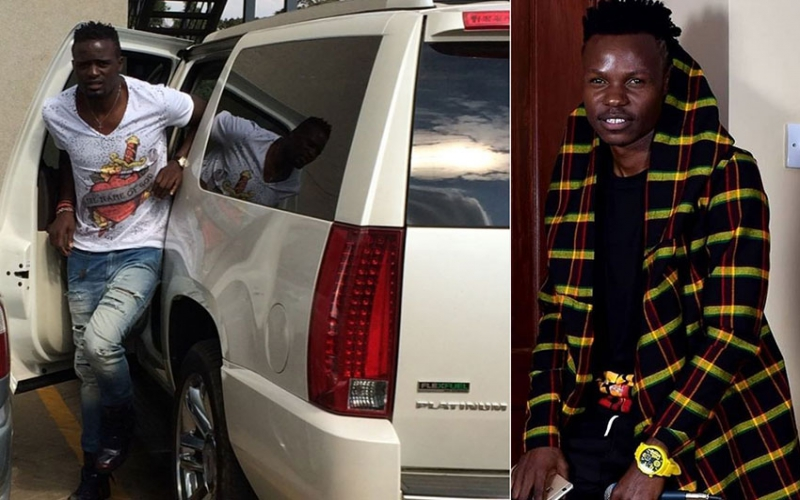 Eko Dydda blasted over decision to back McDonald Mariga