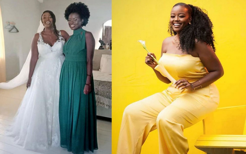 Photos: Did Elanis Maureen Kunga wed in private ceremony?