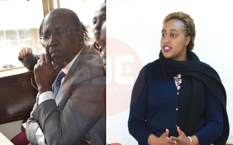 Explicit video in Linturis phone drove me to divorce him- Marianne Kitany