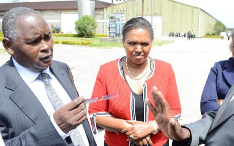 Sh14 billion: Keroches Tabitha Karanja, husband to be charged with tax fraud
