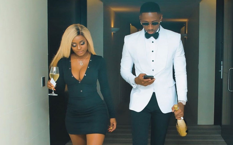 Vanessa Mdee unfollows Jux as he closes ranks with Diamond