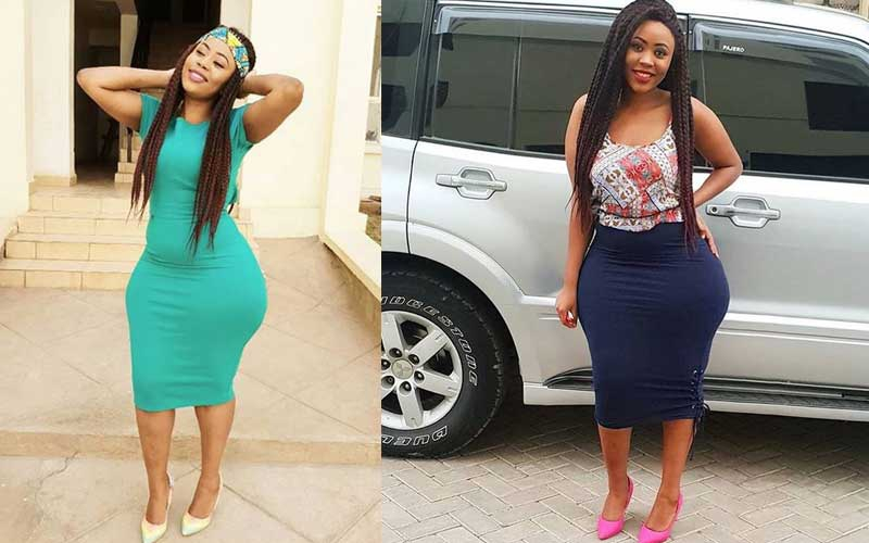 Curvy gospel singer Nicah deletes bikini photo after criticism