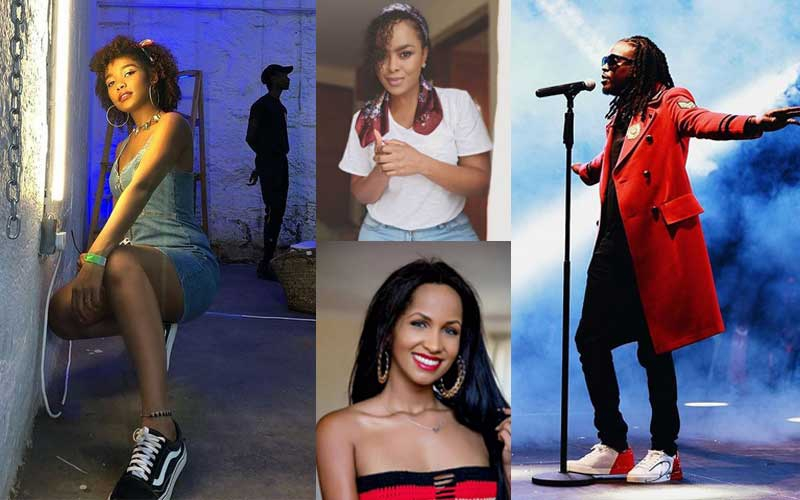 Maringo? Five Kenyan celebrities accused of being snobs