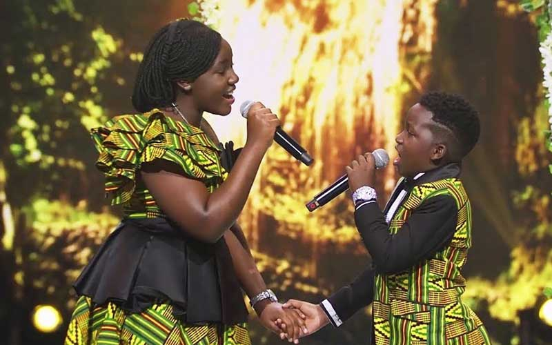 Sh5 million! Ugandan siblings win East Africas Got Talent, Museveni praises them