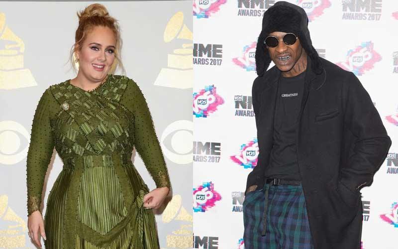 Adele dating grime star Skepta after split from husband, reports
