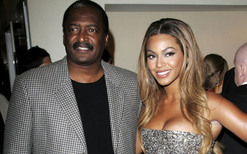Beyonce's father Mathew Knowles battling breast cancer