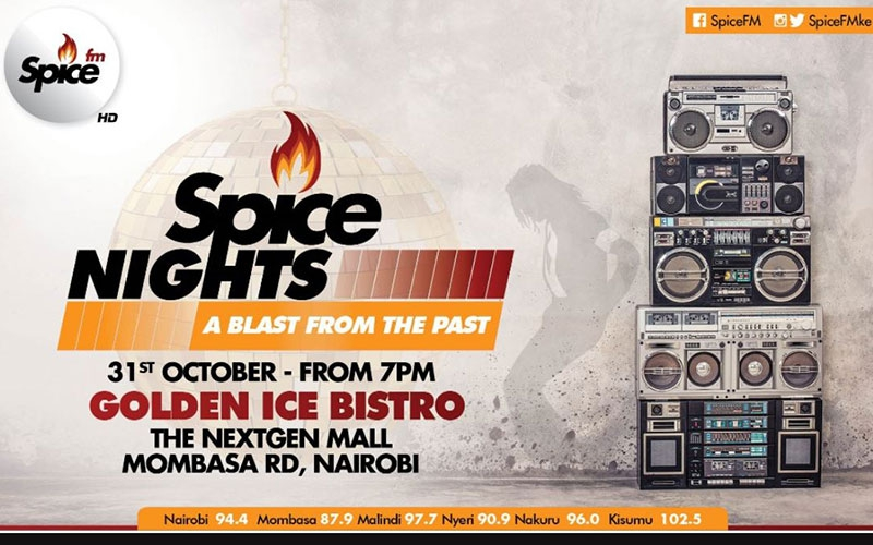 Don't miss the first-ever Spice Night experience at Golden Ice Bistro this Thursday
