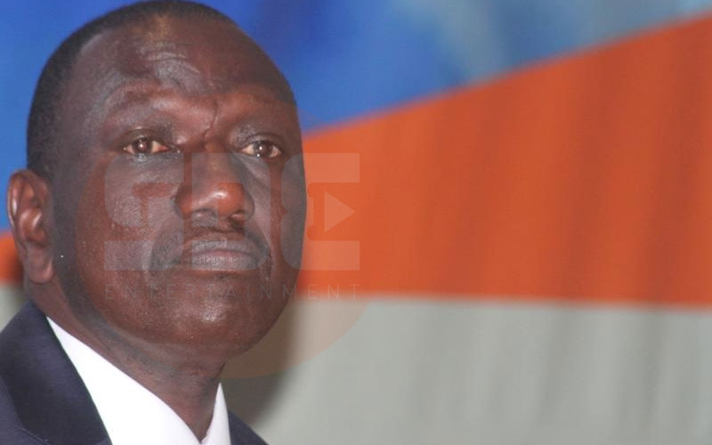 DP William Ruto launched incomplete project, MPs told