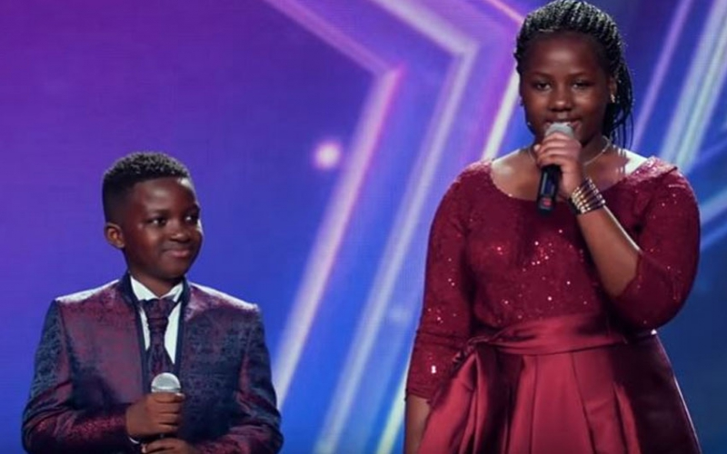 EAGT 2019 winners, Esther and Ezekiel, to build an orphanage