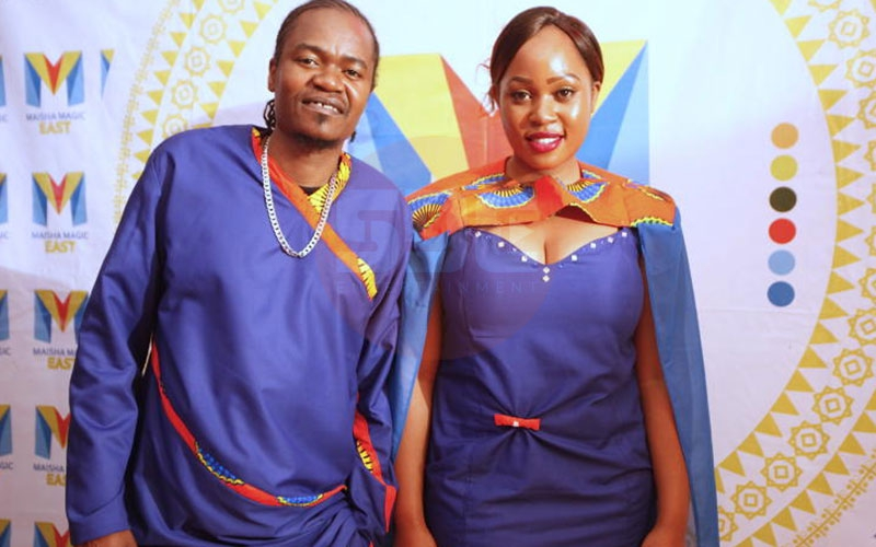 I packed my bags after three weeks- Juacalis wife Lilly Asigo