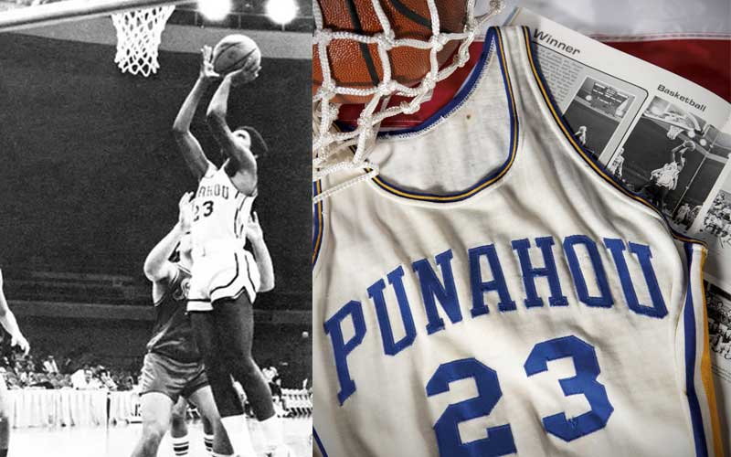 Obama's high school basketball jersey nets Sh12 million at auction