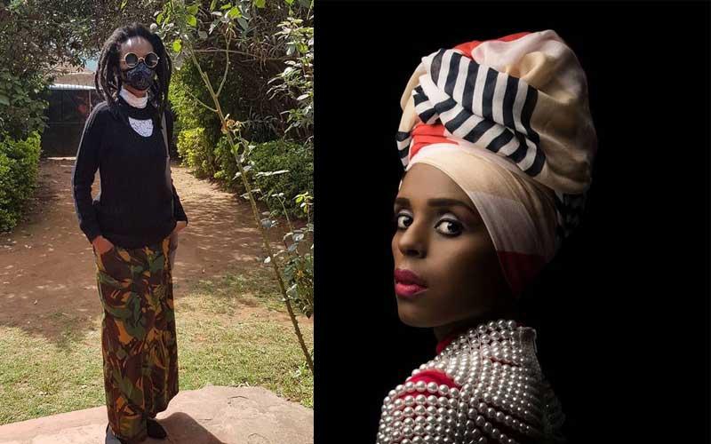 Why Im walking around with a mask: Jahmby Koikai