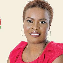 Trendsettters: Businesswoman Angela Githuthu