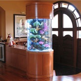 Water features for glam indoors
