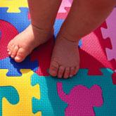 Helping baby develop social skills