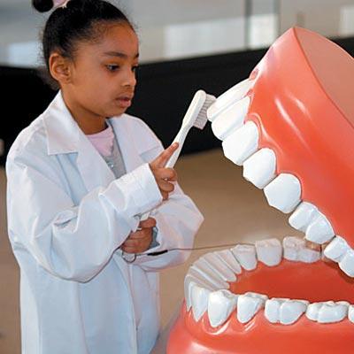 Bad breath in kids