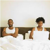 Things couples do to avoid intimacy