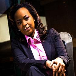 Trendsetters: PR Guru Cynthia Nyamai