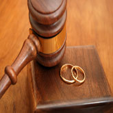 Does customary law allow for divorce?
