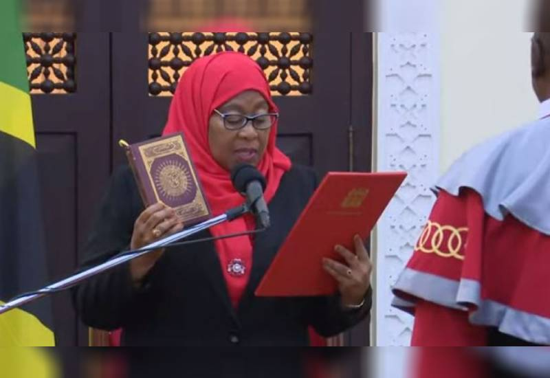 25 facts about Tanzania's new President Samia Suluhu Hassan