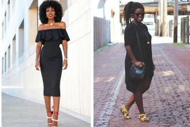 7 ways to slay in your little black dress