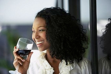 Breast cancer risk is higher among women who drink a glass of wine a day