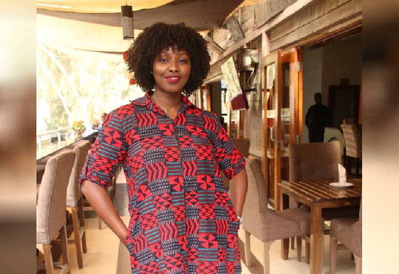 Christine Maina: Seek out people who aren't afraid of making mistakes