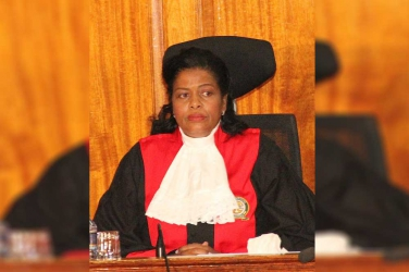 Eight things you might not know about Lady Justice Njoki Ndung'u