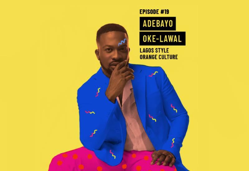 Ethical fashion initiative: Orange Culture designer Adebayo Oke-Lawal