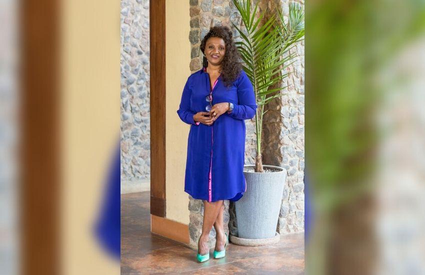 Fashion Friday Inspo: Carole Kinoti, Kenyan fashion maestro