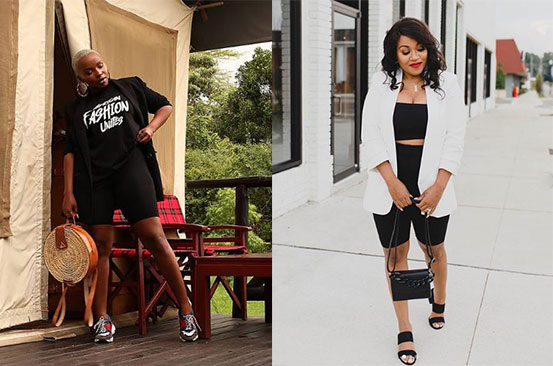 #FashionTips: Five ways to style your biker shorts and nail it