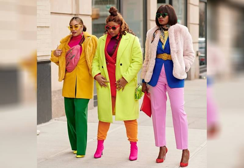 #FashionTips: How to colour block your way to a stylish outfit