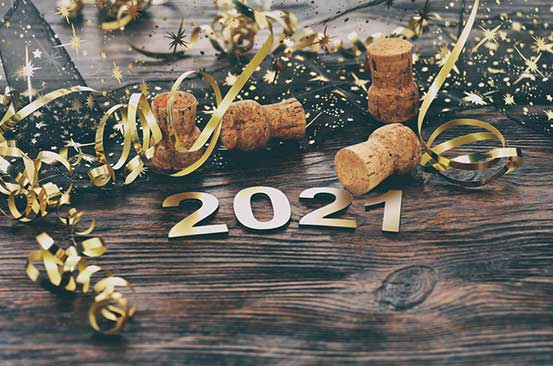 Five achievable resolutions you can make for 2021