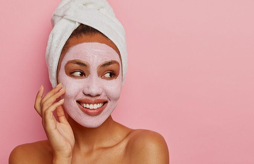Five natural homemade face masks