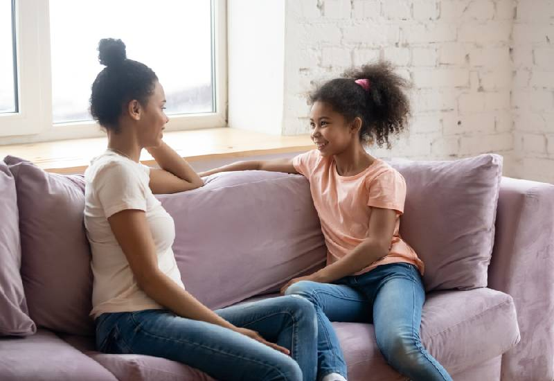 Five ways to inspire confidence in your child