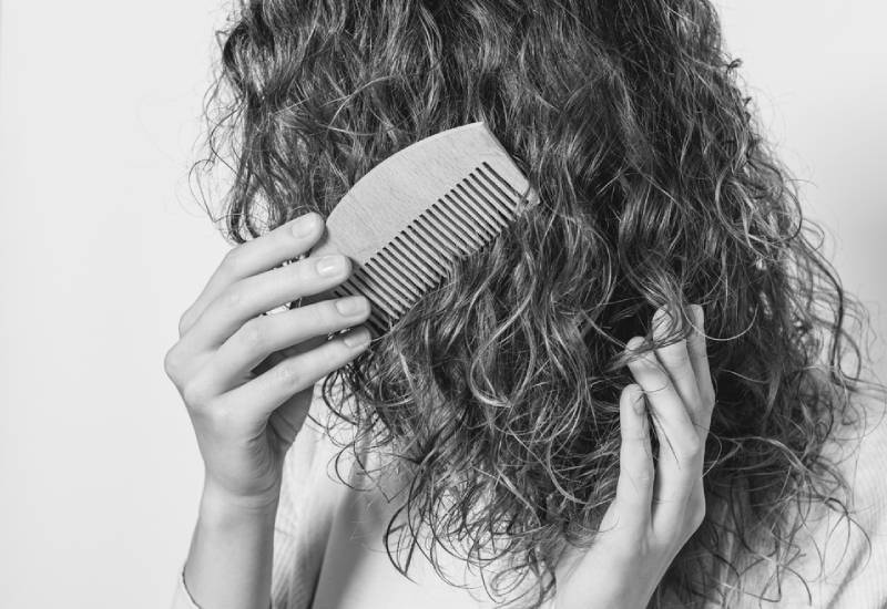 Five ways to manage and prevent dry, damaged hair at home
