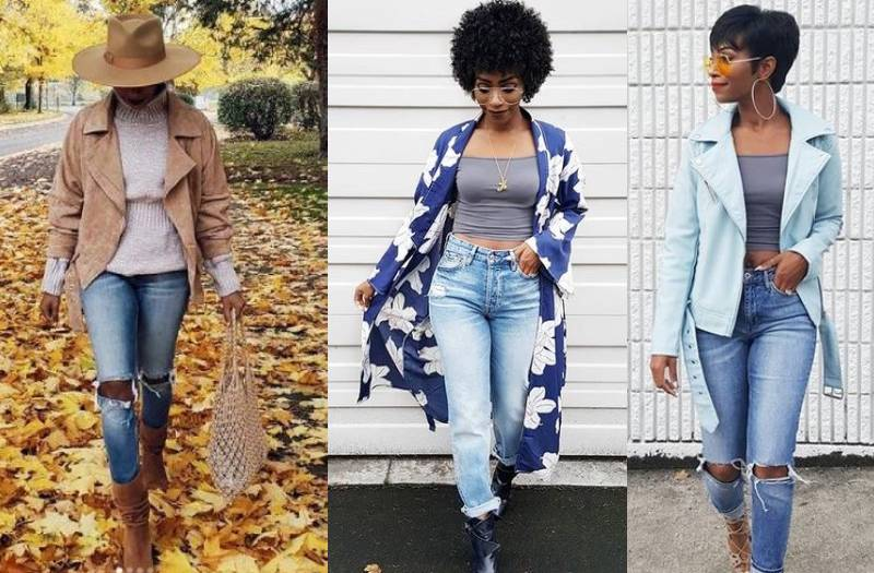 #FridayFashionInspo: Sizzling mum of five, Keke Cameron is keeping it hot and trendy