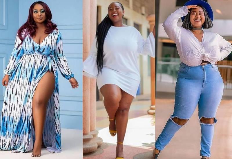 #FridayFashionInspo: Curves, drip, style, Nyawira Mumenya is queen