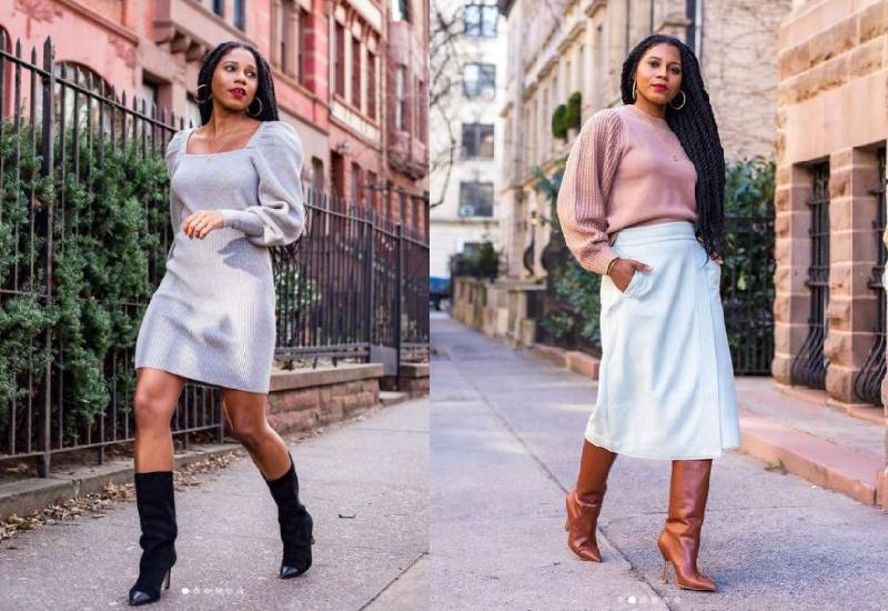 #FridayFashionInspo: Meet Monroe Steele, from physical therapist to fashion stopper
