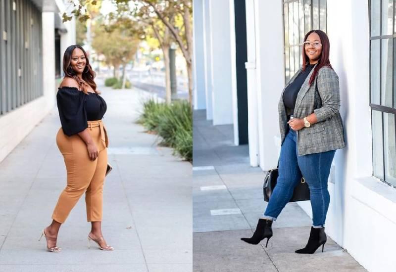 #FridayFashionInspo: Fashion blogger Kristine is all curves and confidence