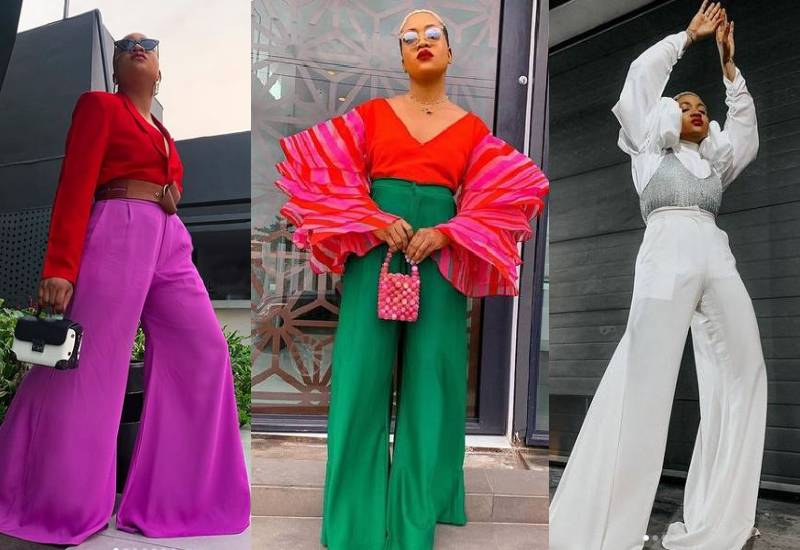 #FridayFashionInspo: Fashion blogger Jennifer Oseh, the queen of prints and patterns