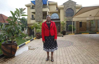 From earning peanuts  to building mansions