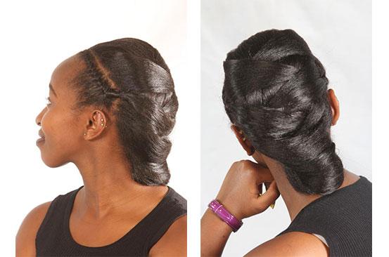Head games: Goodbye boring ponytail