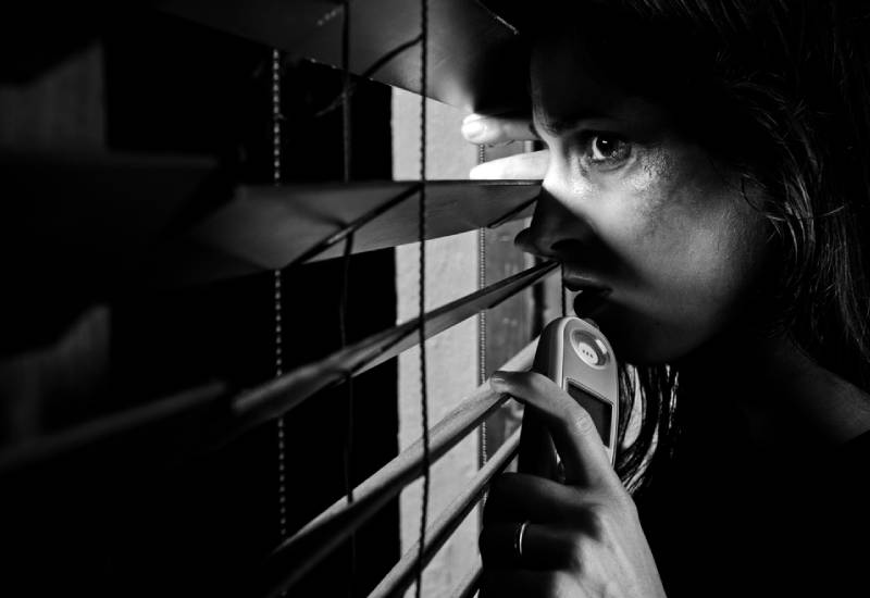How domestic abuse victims trapped with abusers can get help when unable to speak
