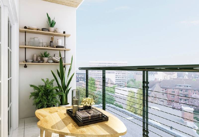 How to create life on your balcony