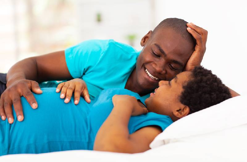 Benefits of getting laid during pregnancy