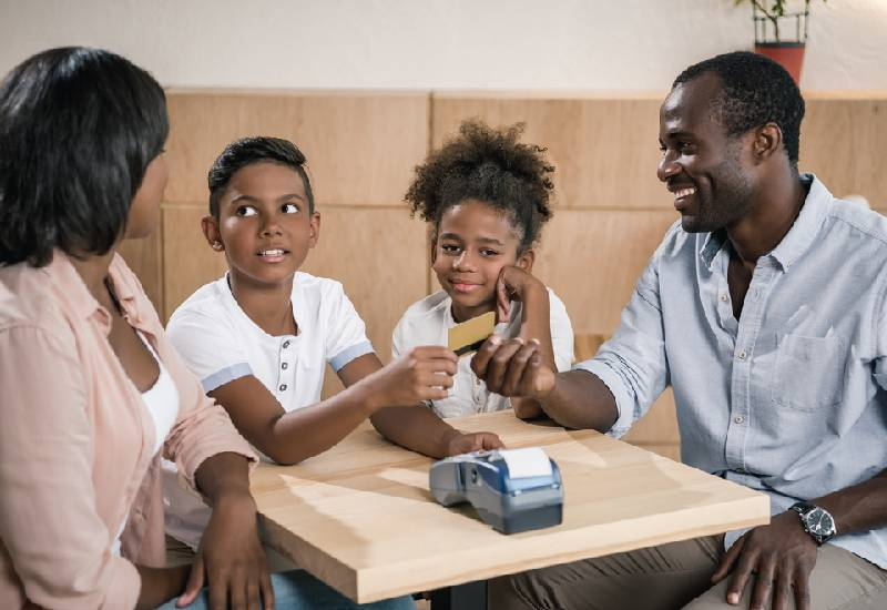 How to talk to your kids about financial privilege